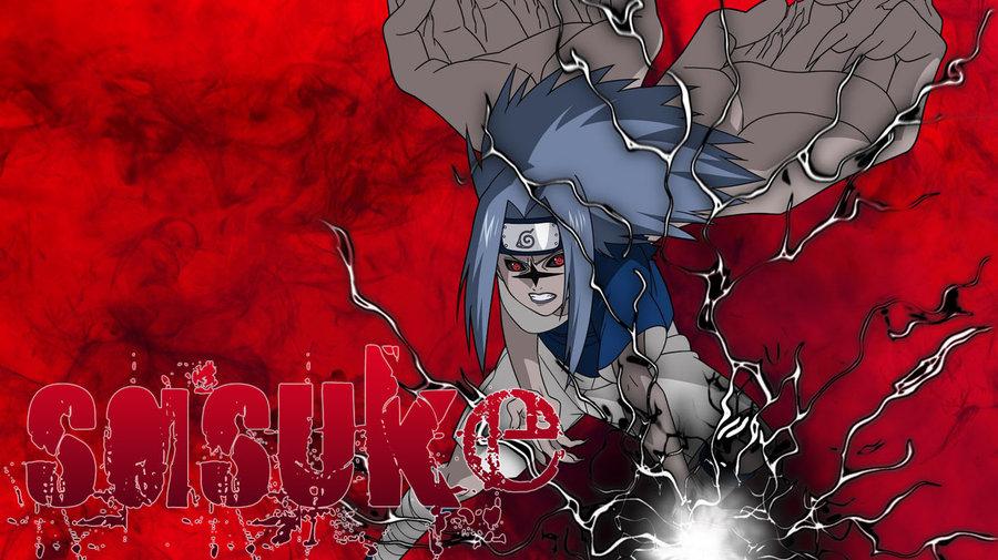 sasuke curse mark wallpaper by bangalybashir 900x505