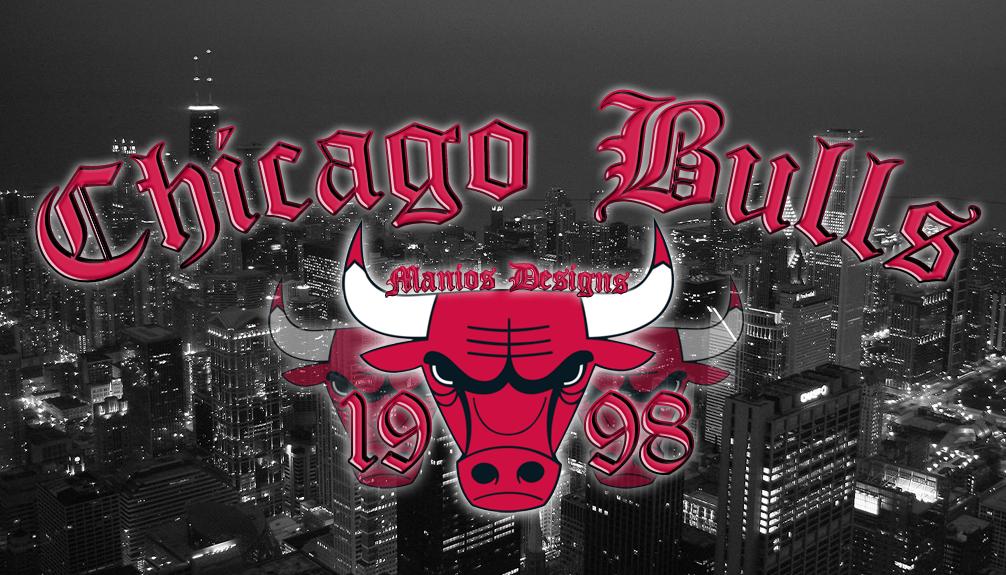 Chicago Bulls Wallpaper by ManiosDesigns 1006x575