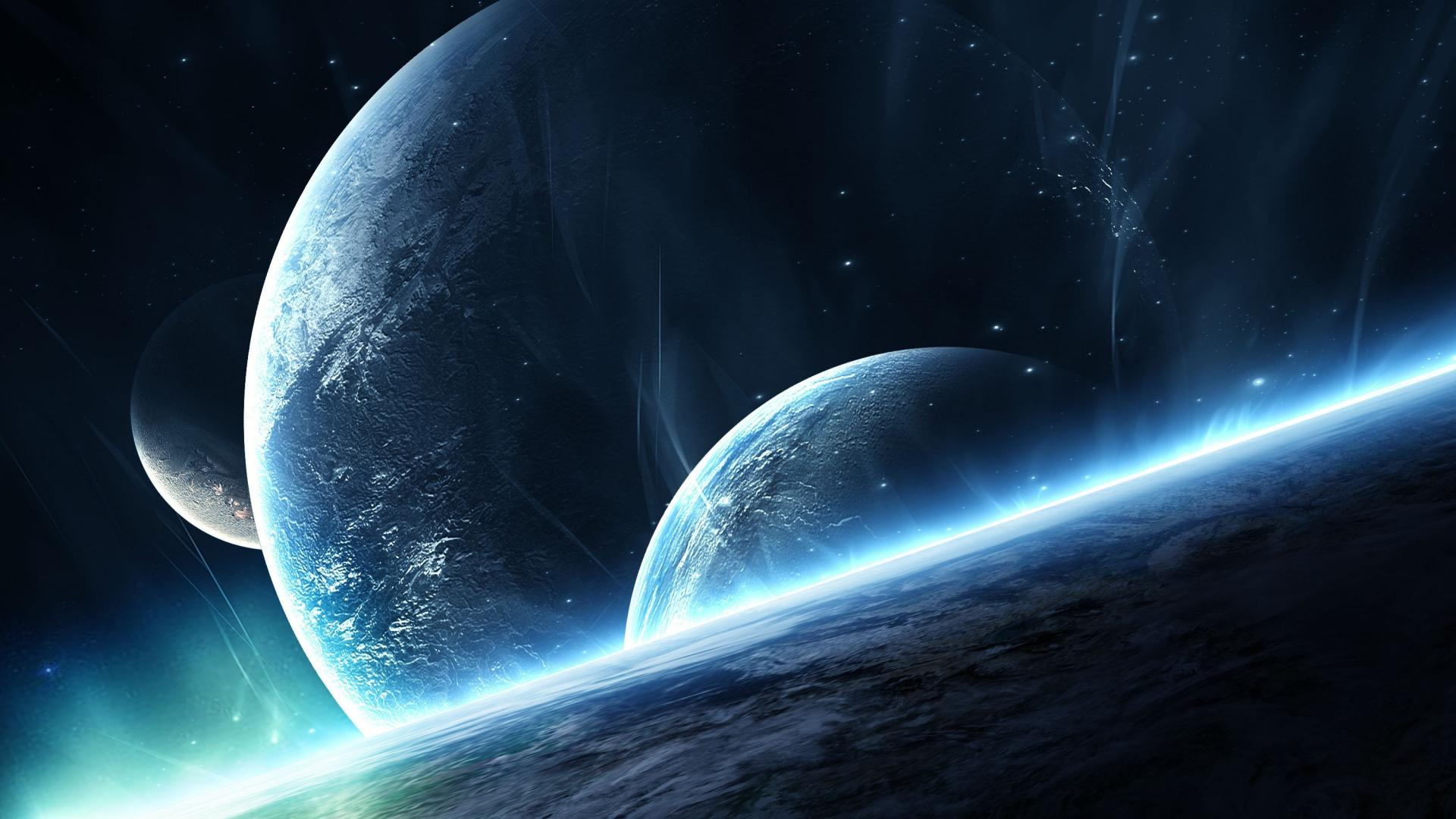 Earth earthbound other space sun blue wallpaper 82103 1920x1080