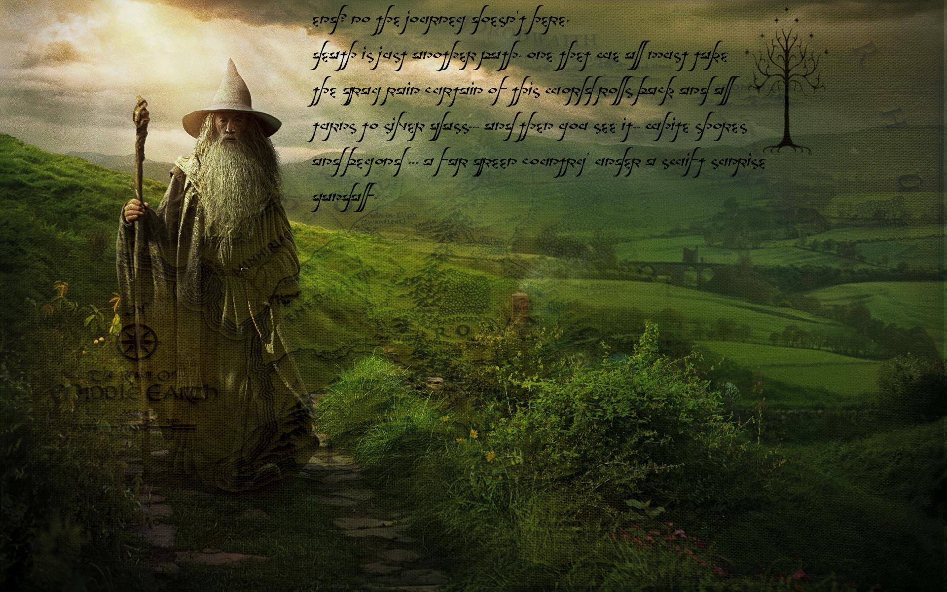 Gandalf wallpaper   ForWallpapercom 1920x1200
