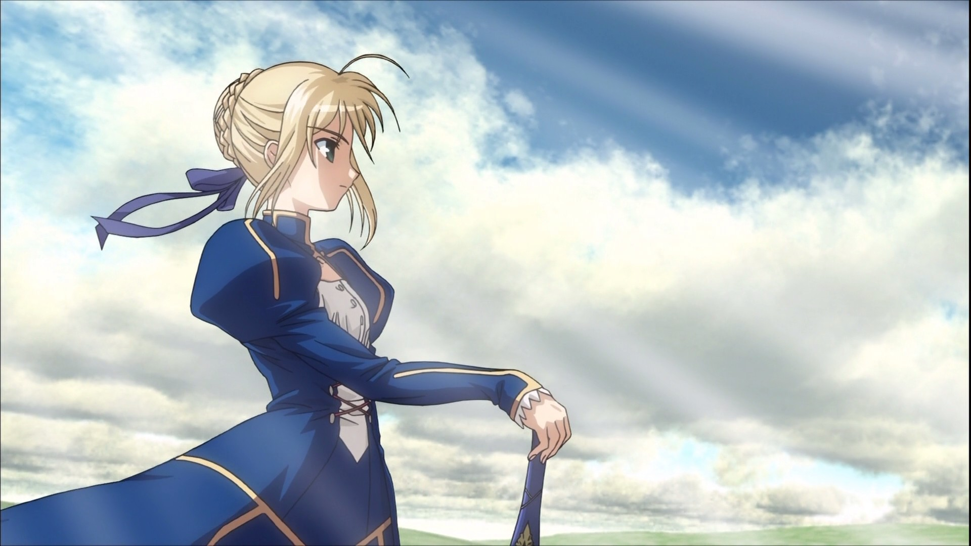 Fate Stay Night Saber Arturia Pendragon Series Fresh New Wallpaper 1920x1080
