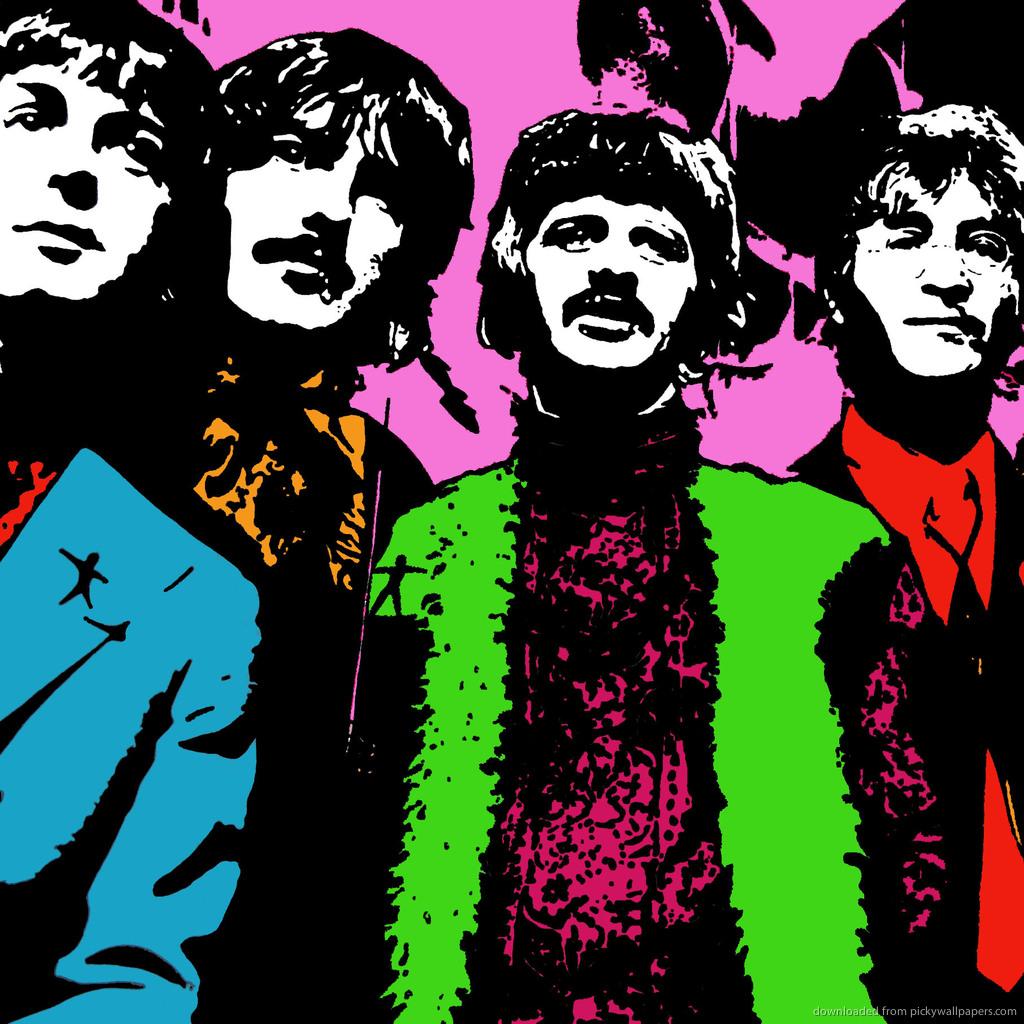 50 The Beatles Wallpaper Iphone On Wallpapersafari