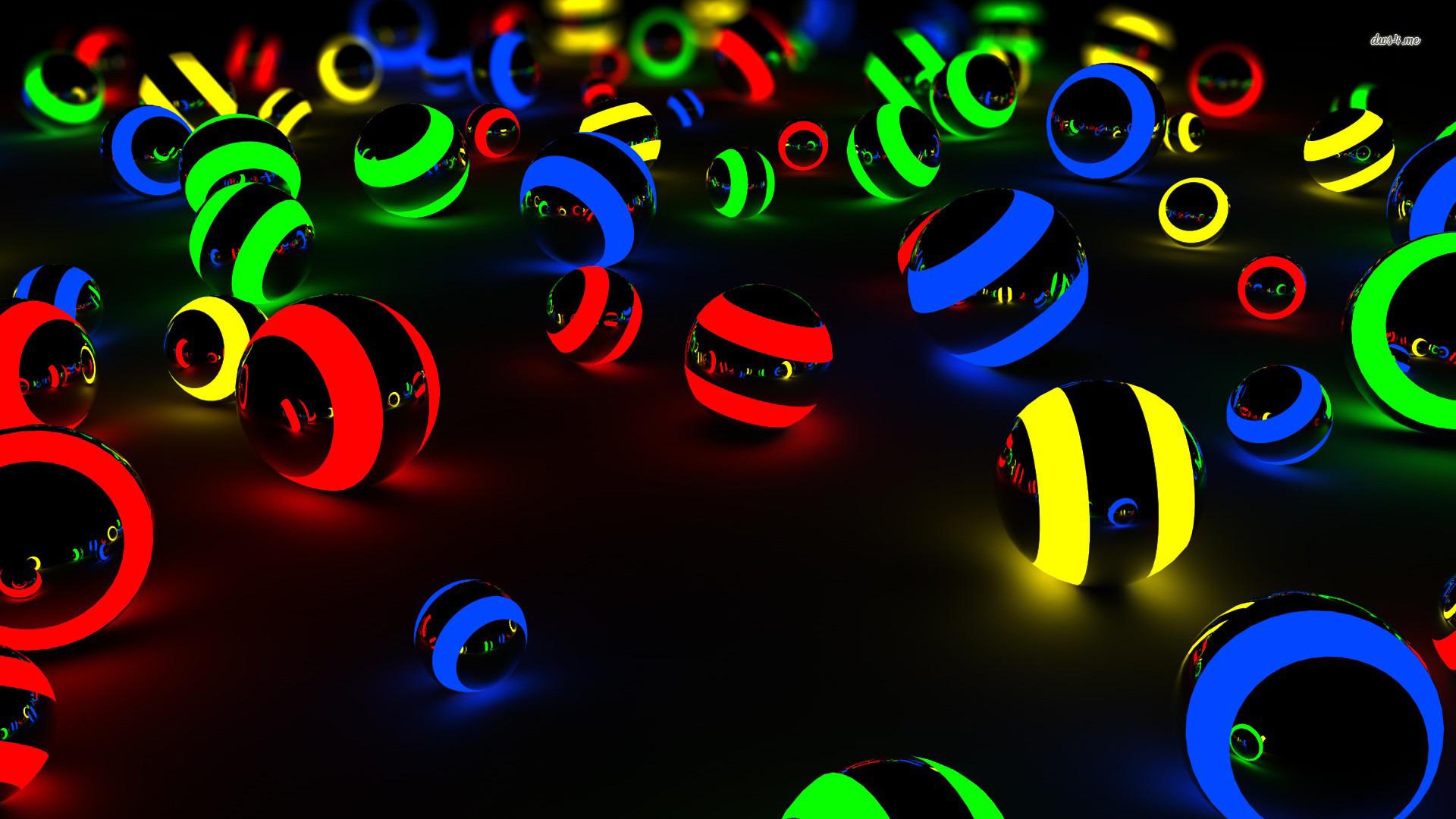 3D Neon wallpaper   1232239 1920x1080