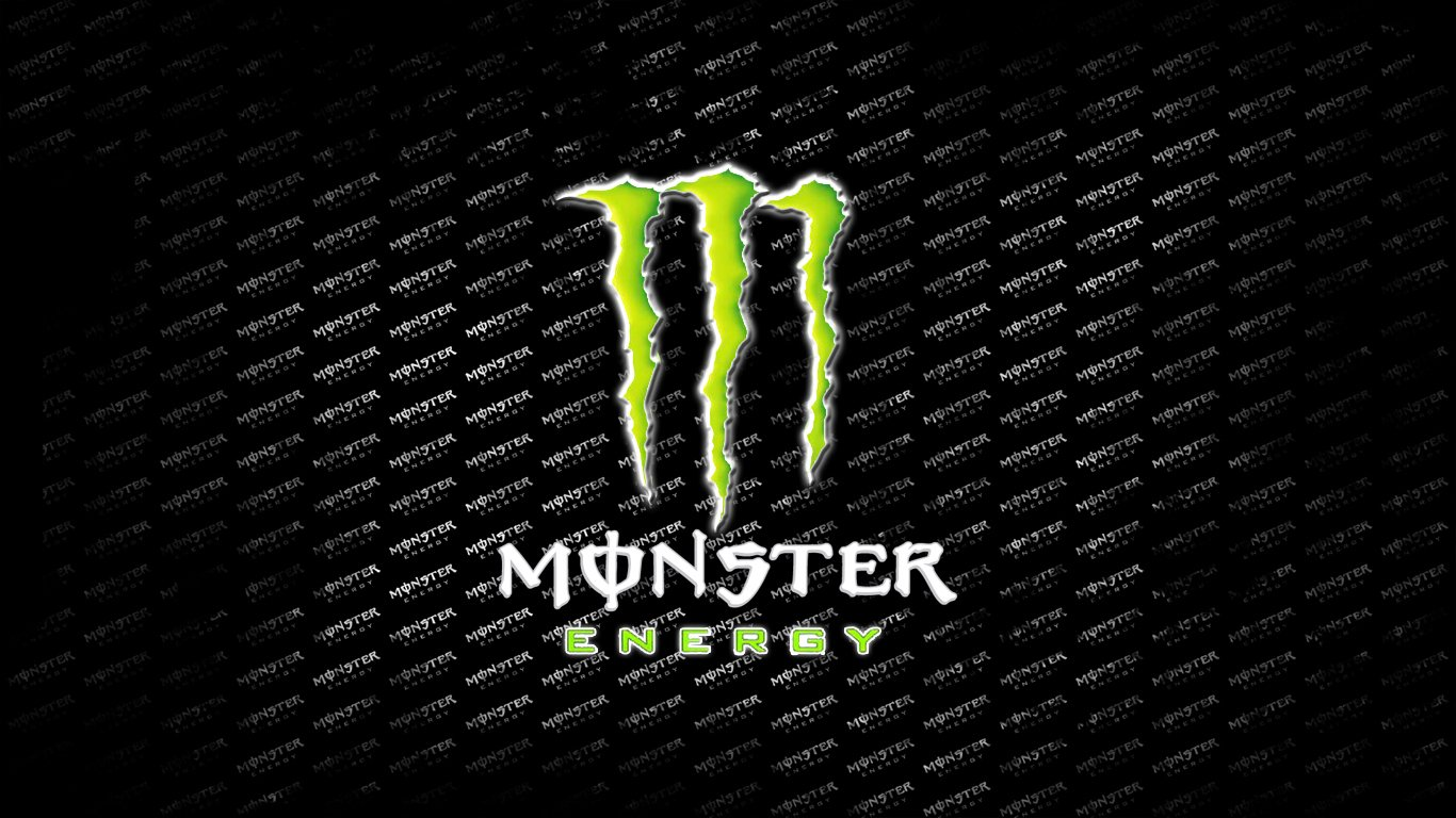 Pin Pin Monster Energy Drink Wallpaper By Alexsilentjpg On Pinterest 1366x768