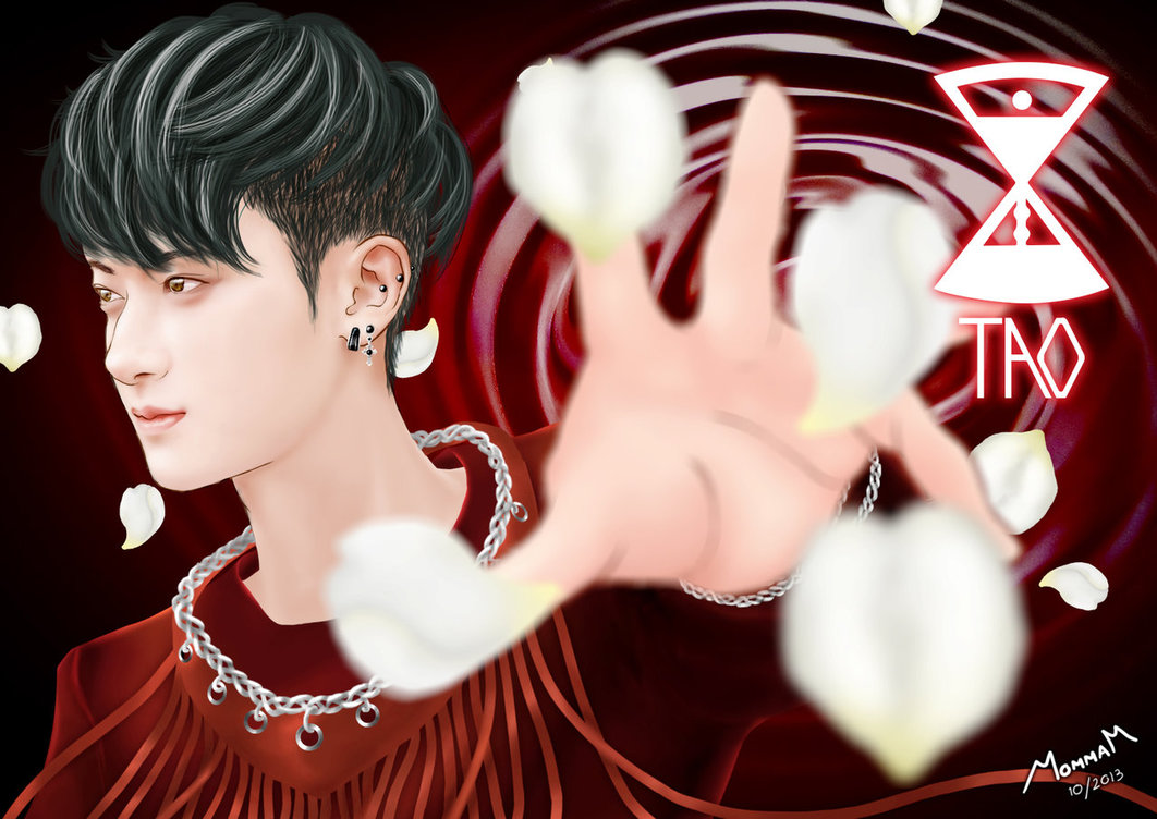 EXO   TAO Wallpaper by Mom2maM 1062x752