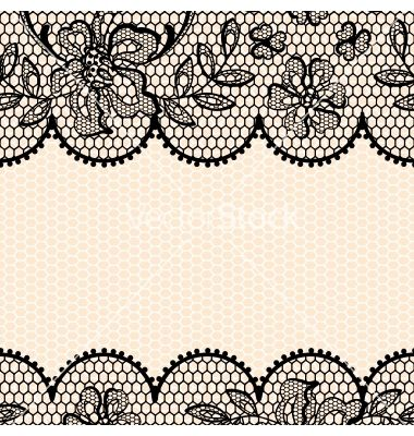 Lace background Texture and Vector vector 380x400