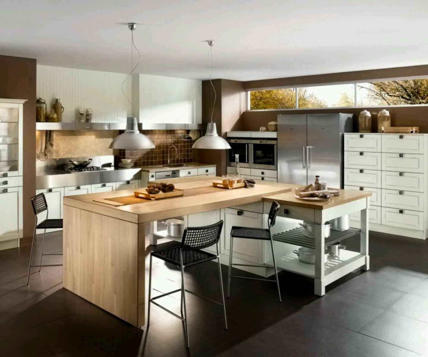 Free Download Modern Kitchen Designs Ideas Nteresting Wallpapers Pictures 1440x1200 For Your Desktop Mobile Tablet Explore 41 Modern Kitchen Wallpaper Ideas Discount Wallpaper Country Kitchen Wallpaper Country Kitchen Wallpaper Designs