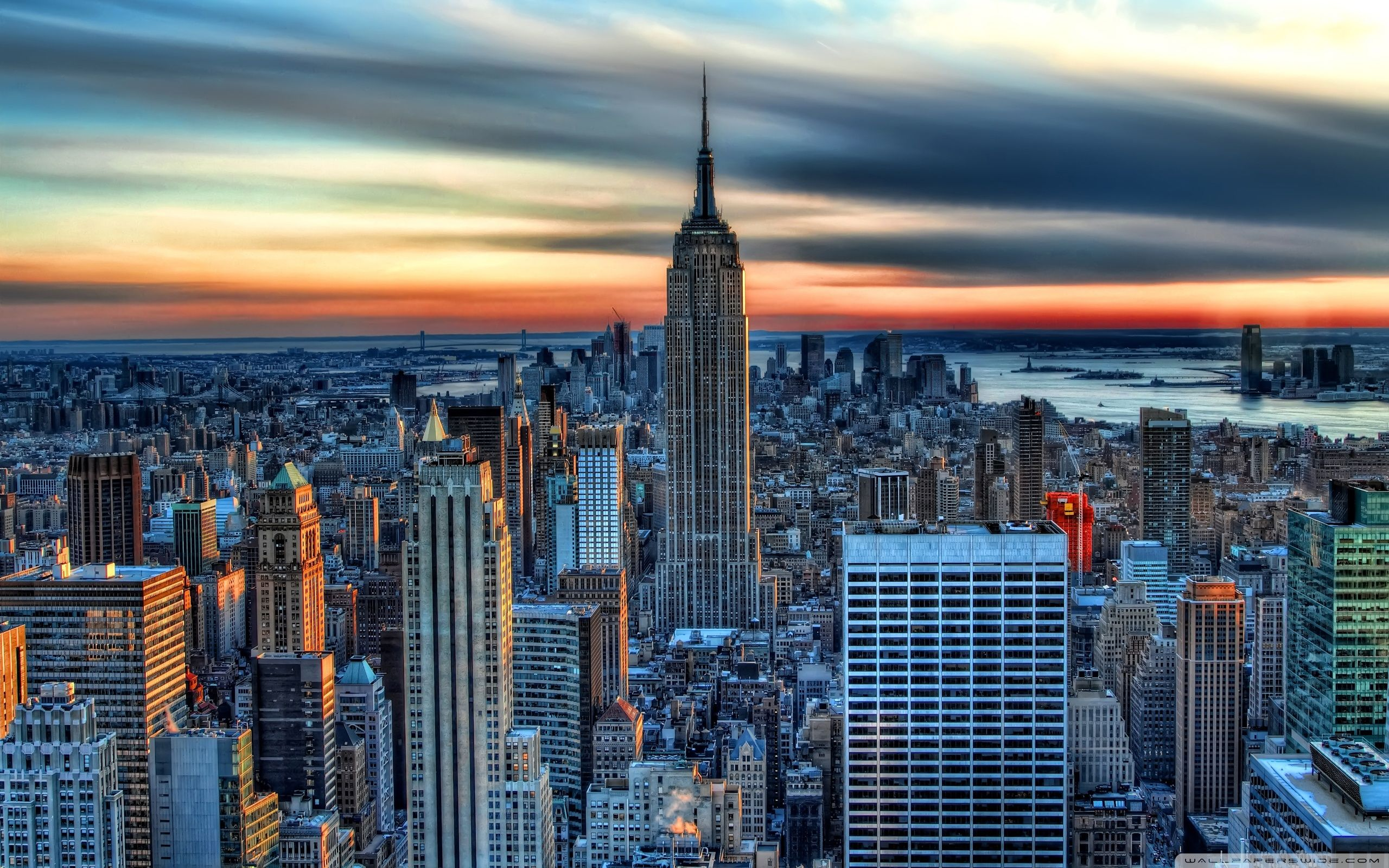 35 New York Buildings Wallpapers   Download at WallpaperBro 2560x1600