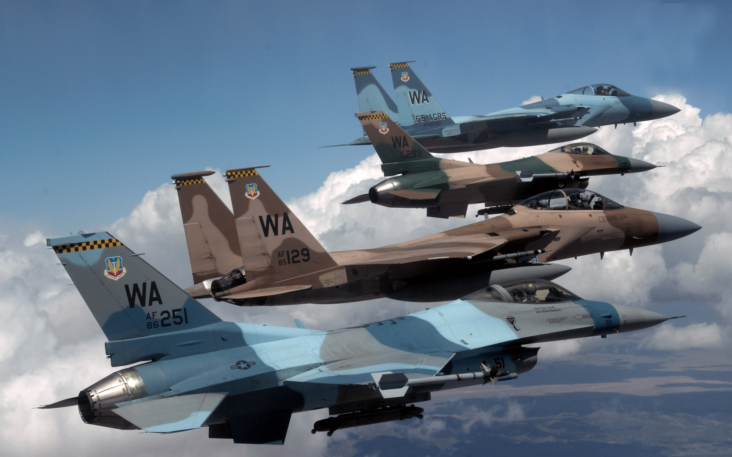 Aircraft Wallpapers 4 u F 16 Aircraft Wallpapers 2560x1600