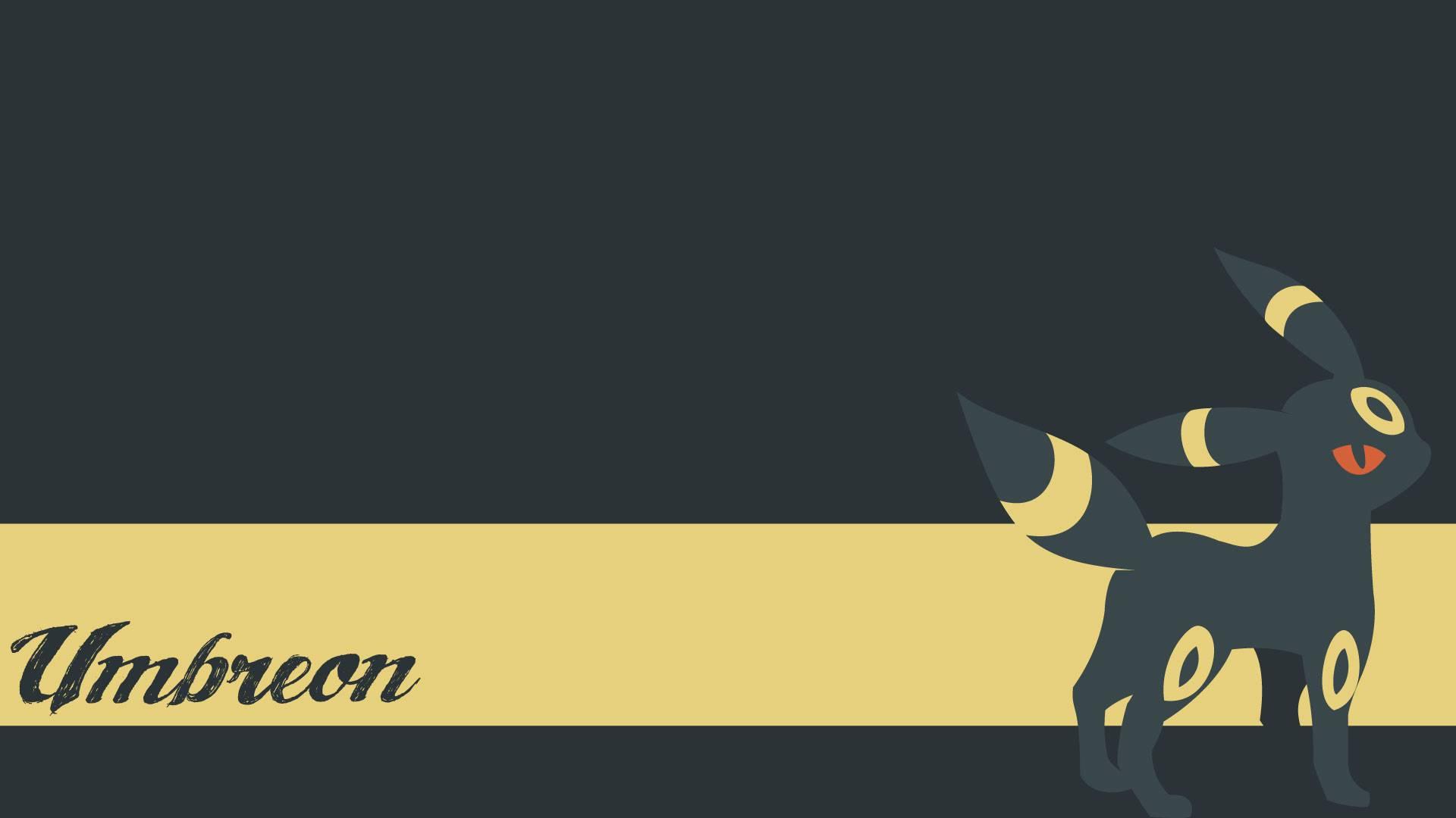 Umbreon   Pokemon Wallpaper 1920x1080