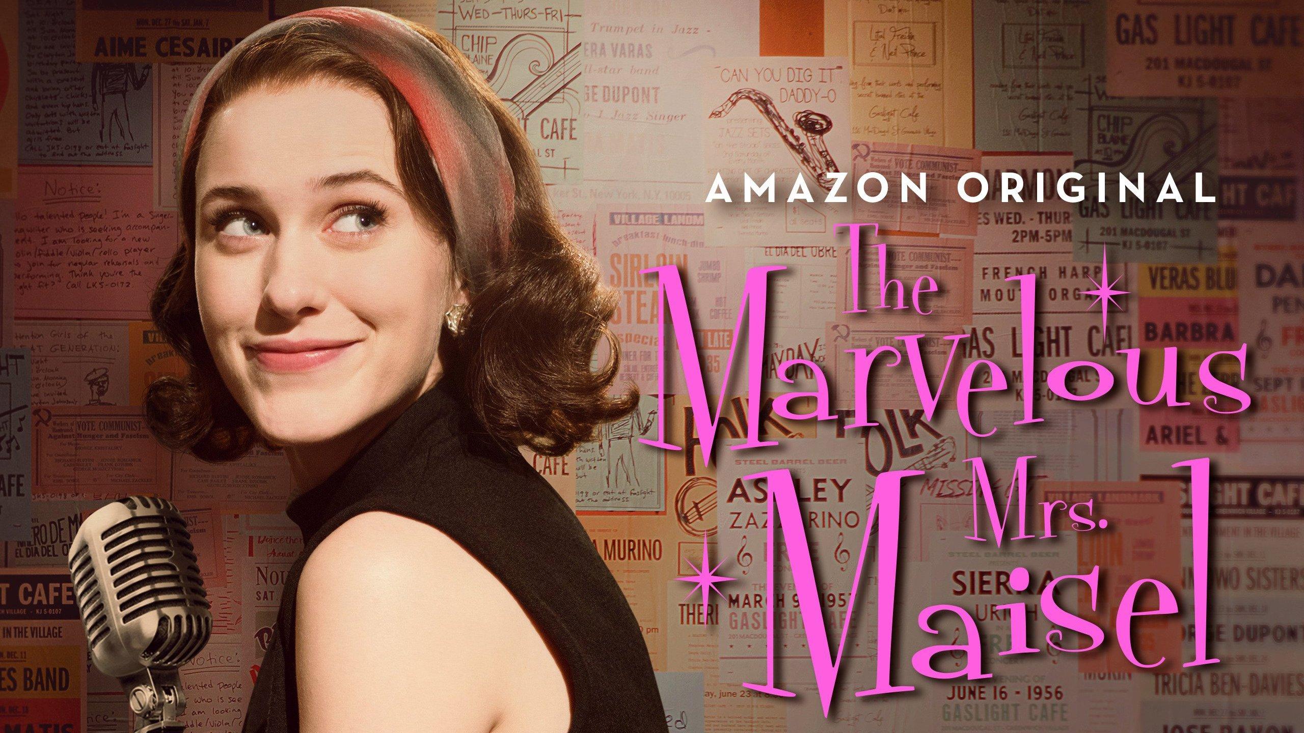 The Marvelous Mrs Maisel LezWatchTV 2560x1440