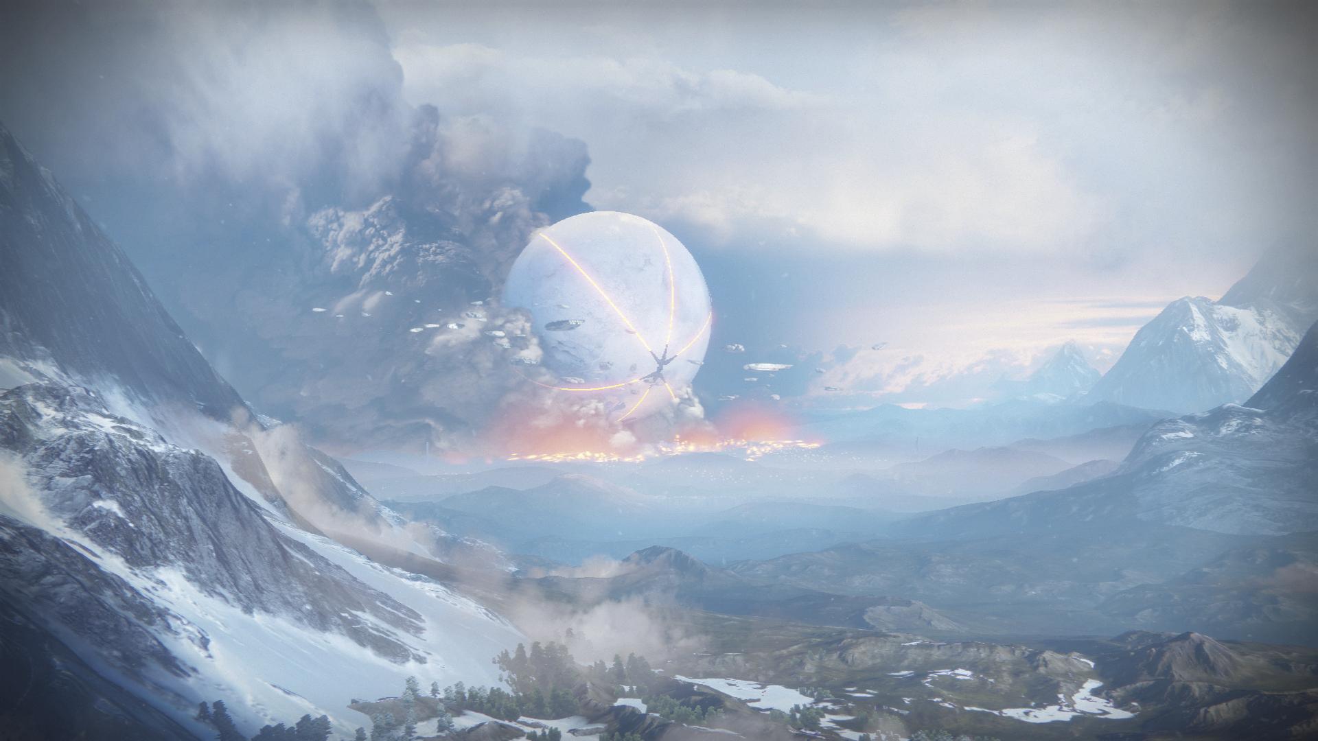 Destiny 2 Backgrounds 1920x1080