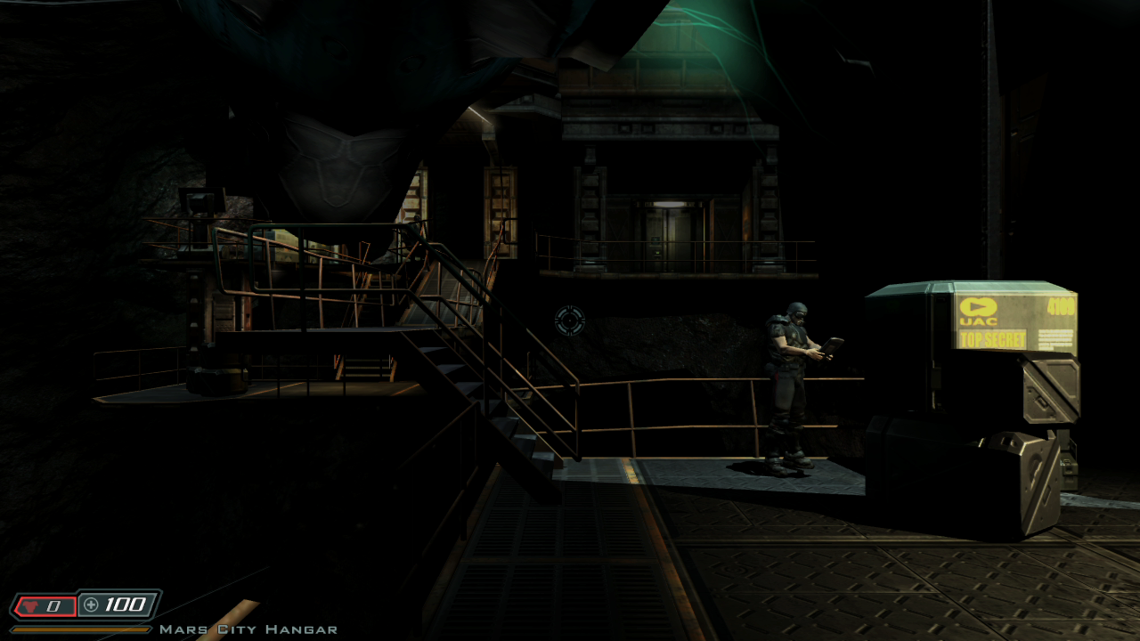 this doom 3 bfg edition wallpaper is available in 24 1280x720