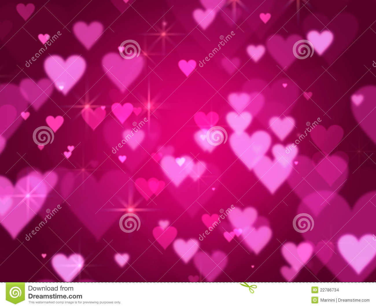 Pink Hearts Backgrounds - WallpaperSafari