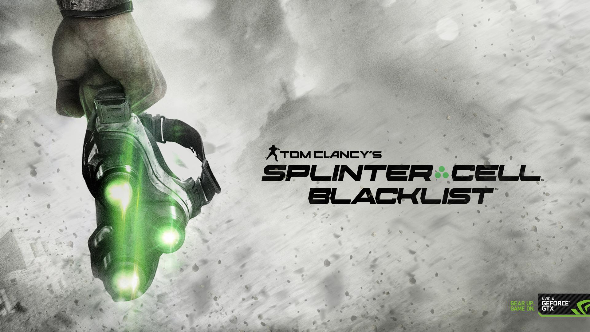 Splinter Cell Blacklist Wallpaper 1920x1080