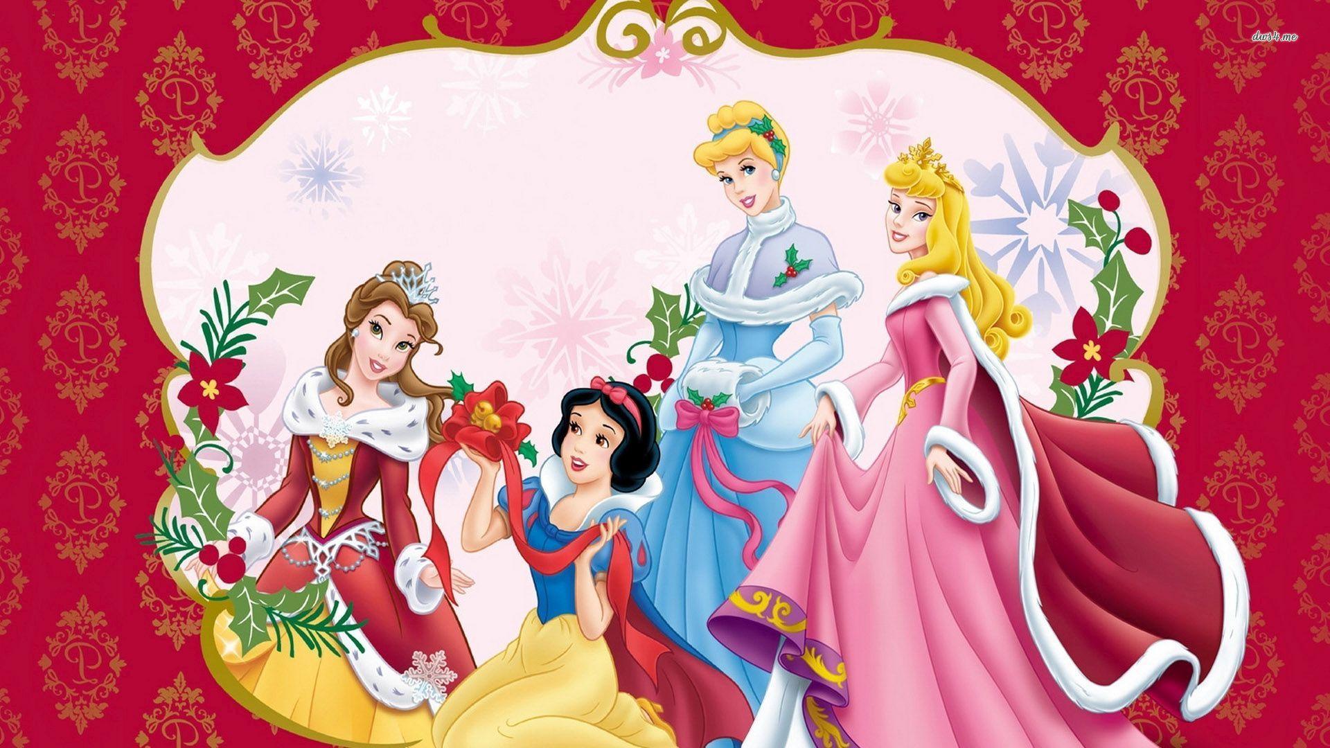 Disney Princesses wallpaper 1280x800 Disney Princesses wallpaper 1920x1080