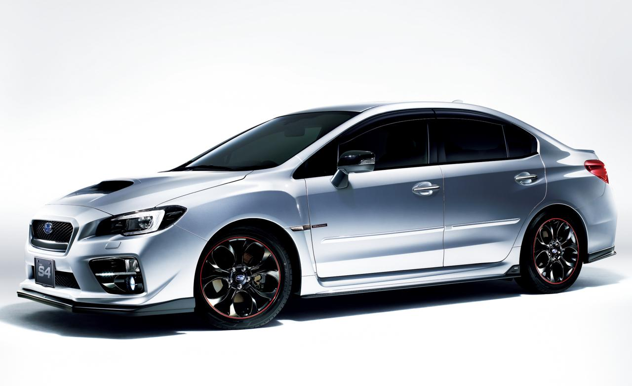 2016 Subaru WRX S4 Photos Gallery 1280x782