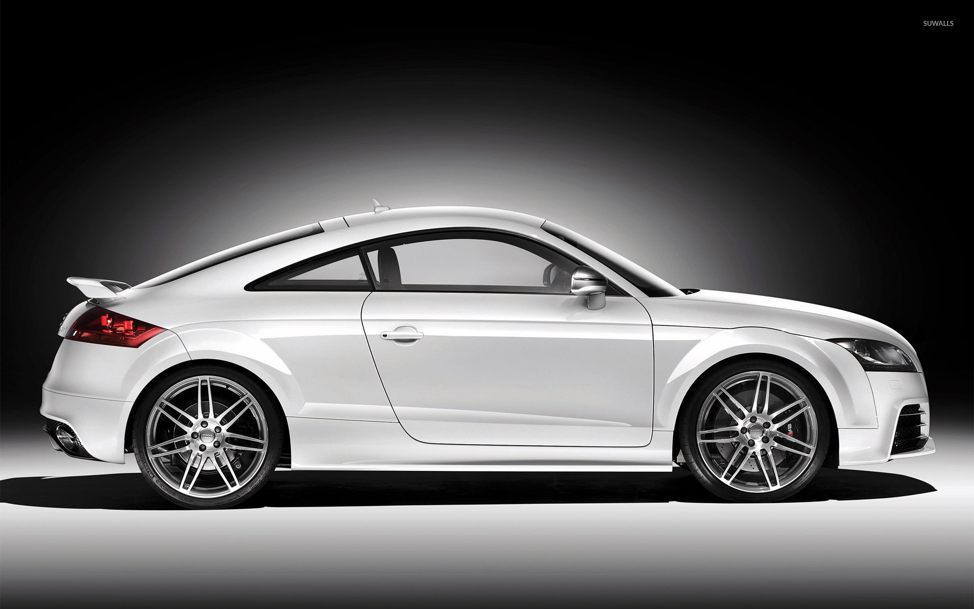 Audi TT RS Coupe wallpaper - Car wallpapers - #19478