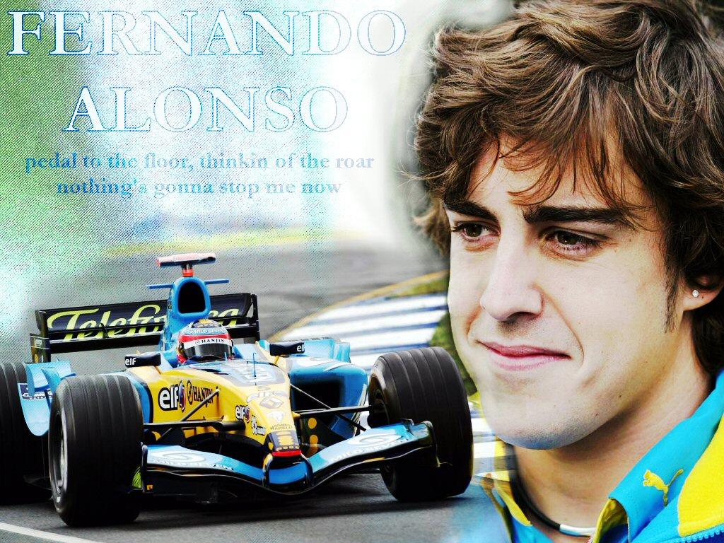 Fernando Alonso Wallpaper   Fernando Alonso Wallpaper 30658379 1024x768