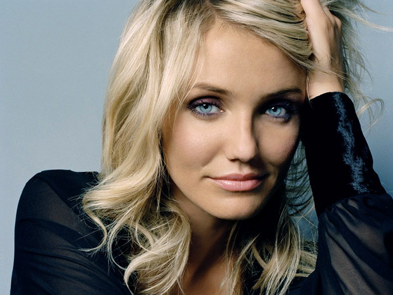 Celebrity Wallpapers HD Cameron Diaz Wallpapers HD 800x600