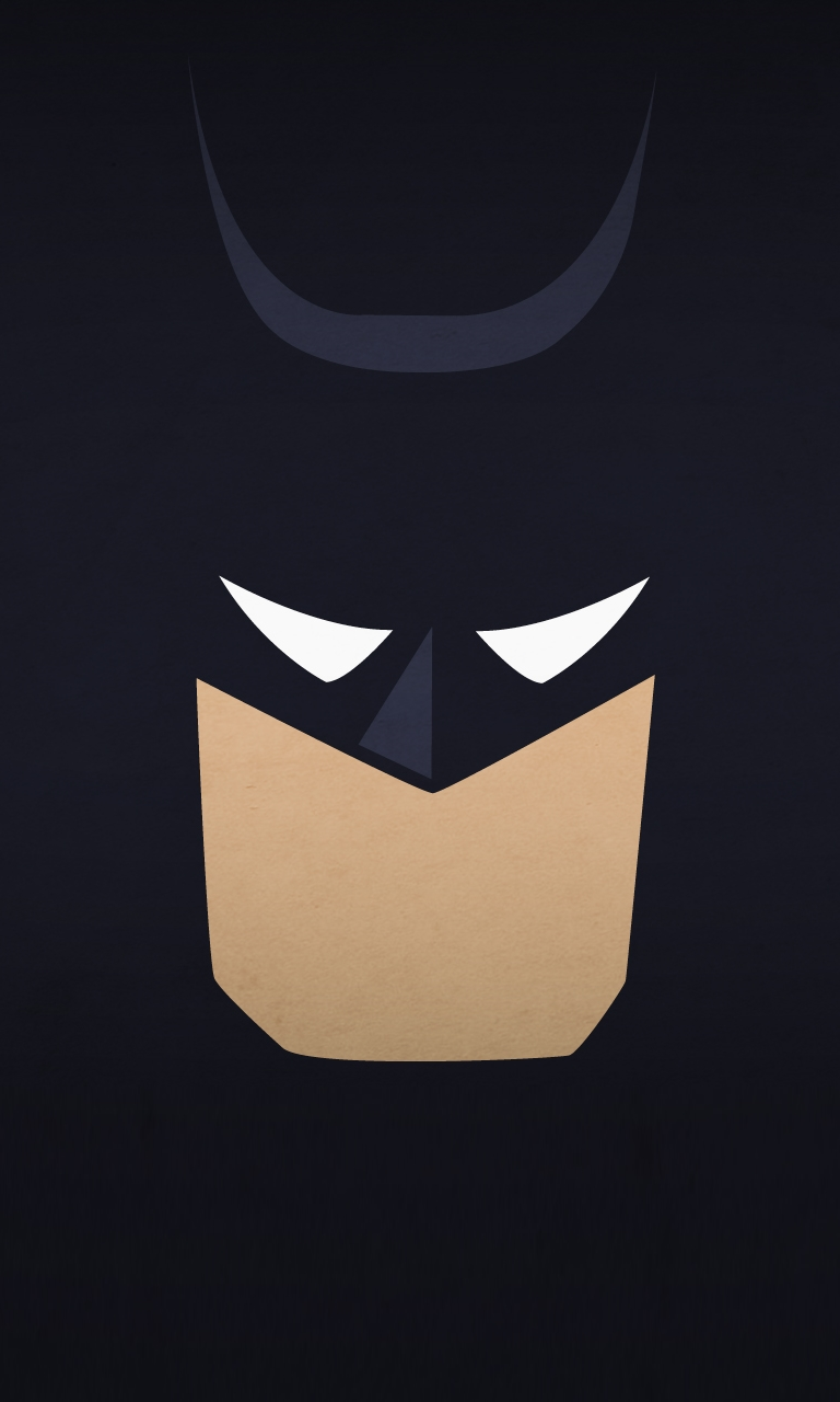 Batman Logo Phone Wallpaper For picture 768x1280