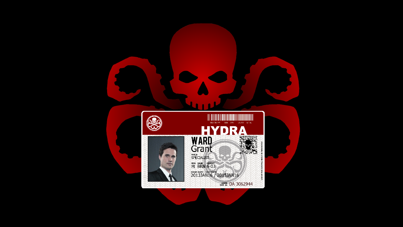 Marvel Hydra Iphone Wallpaper Marvel hydra i 1366x768