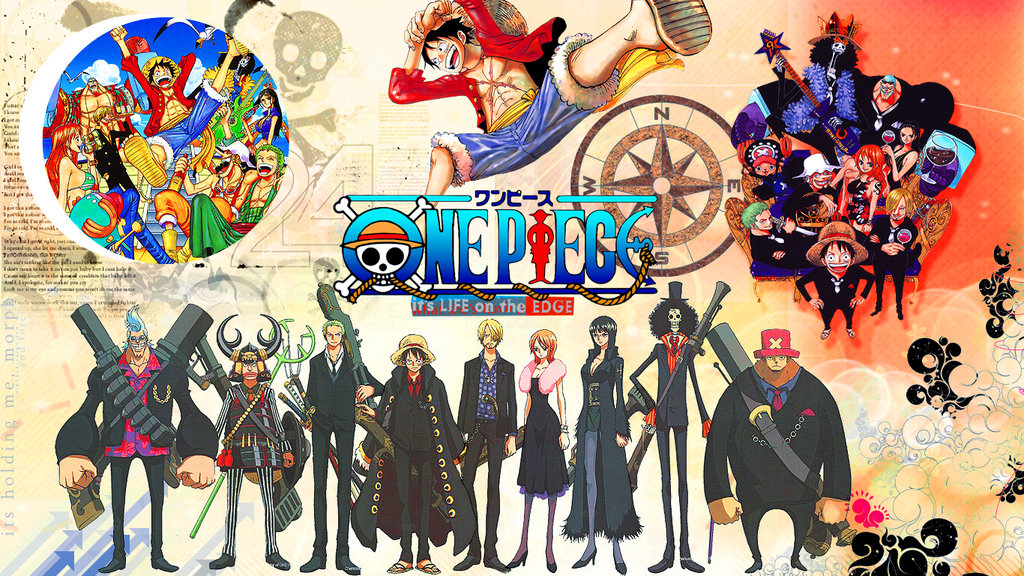 Free Download One Piece Wallpaper By Ishily 1024x576 For Your Desktop Mobile Tablet Explore 75 One Piece Crew Wallpaper One Piece Wallpaper 1920x1080 One Piece Wallpapers Hd One Piece Wallpaper Desktop