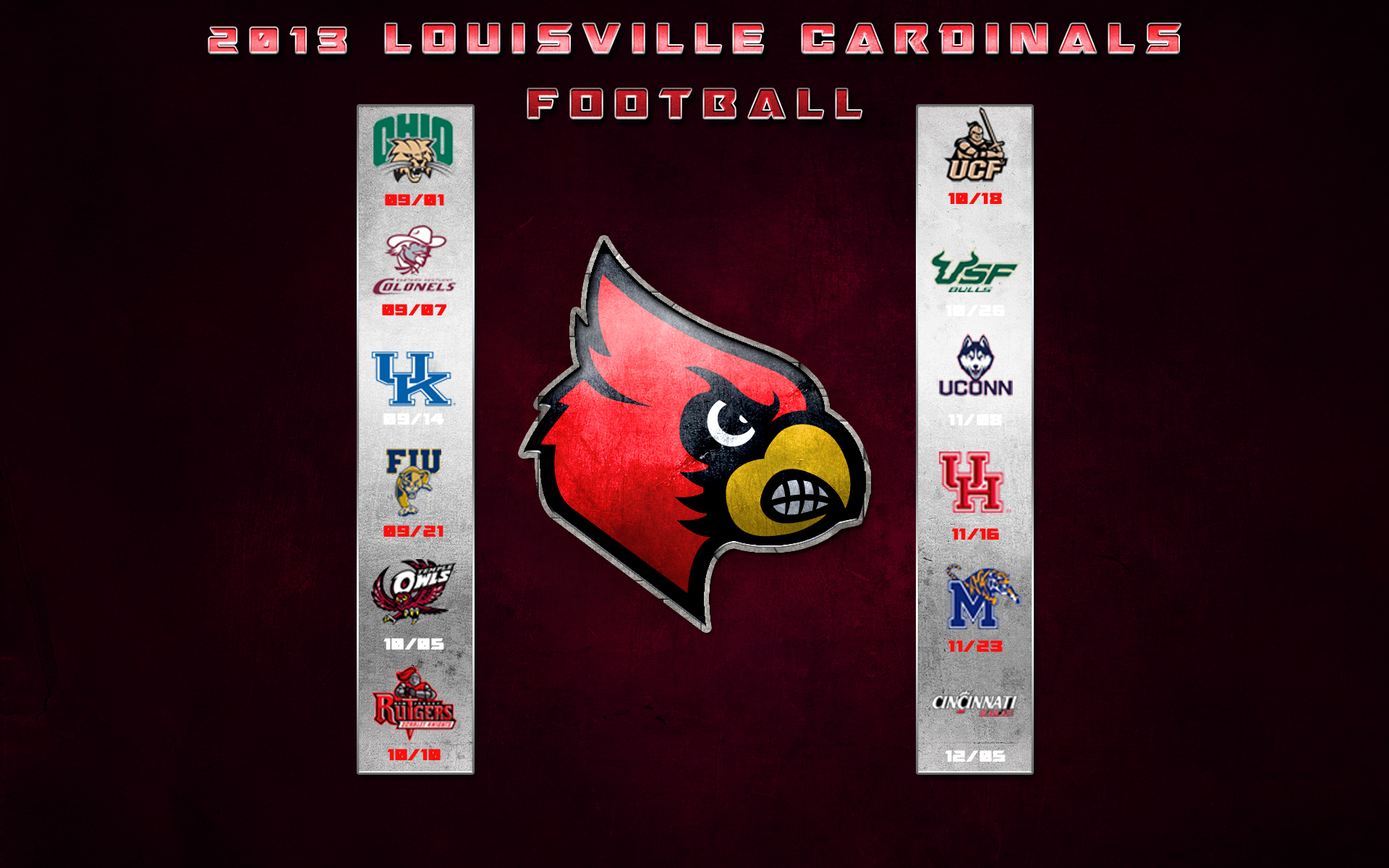 louisville cardinal wallpaper for android