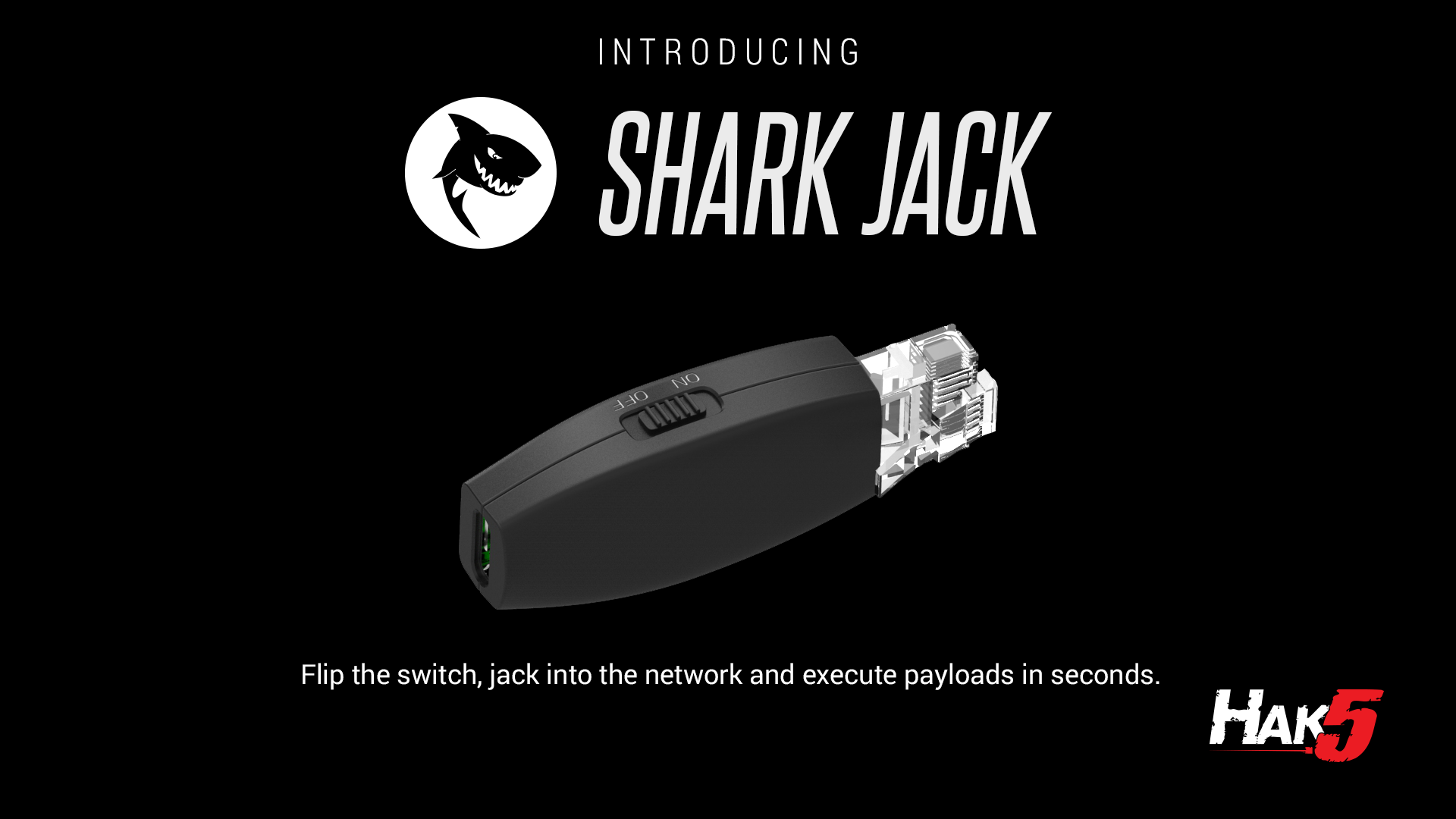 Introducing the Shark Jack   Shark Jack   Hak5 Forums 1920x1080