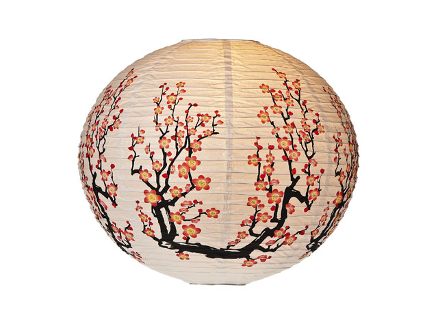 Chinoiserie Chic Clarence House Flowering Quince DIY 640x480