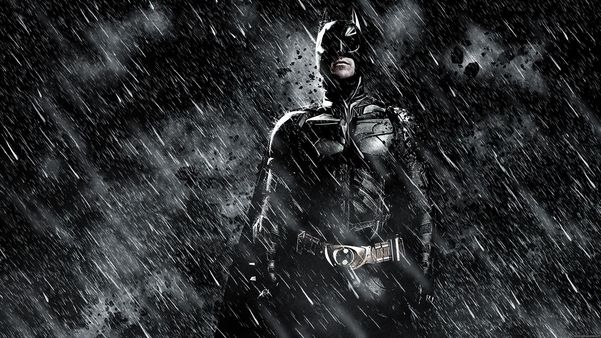 Batman in The Dark Knight Rises Wallpapers HD Wallpapers 1920x1080