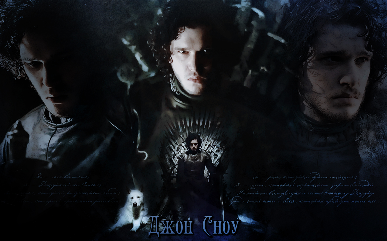 Jon Snow   Game of Thrones Wallpaper 26907084 1440x900