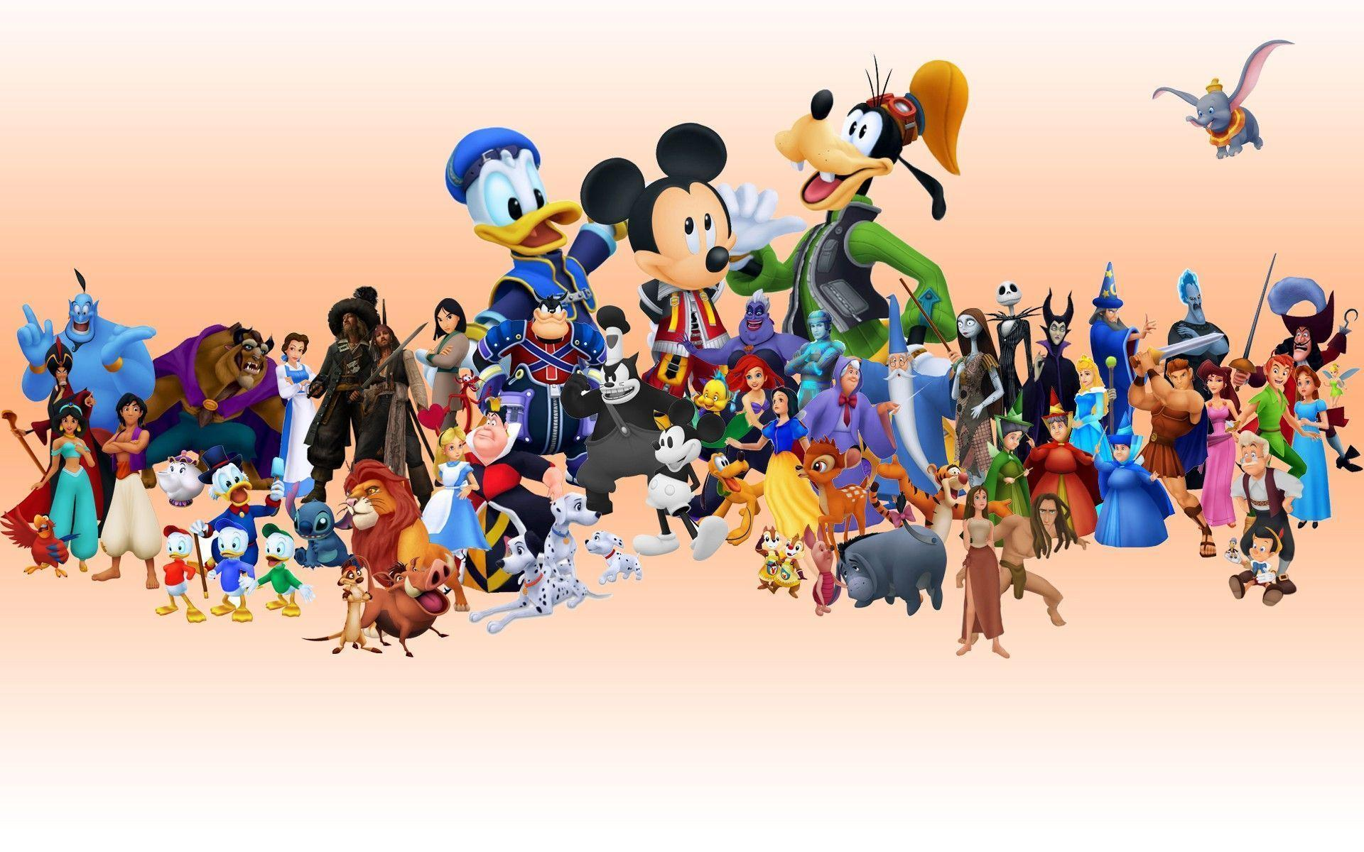 Walt Disney Wallpapers 1920x1200