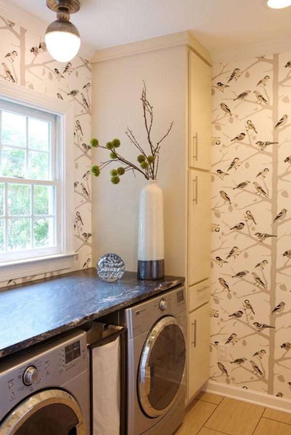 50 Wallpaper For Laundry Room On Wallpapersafari