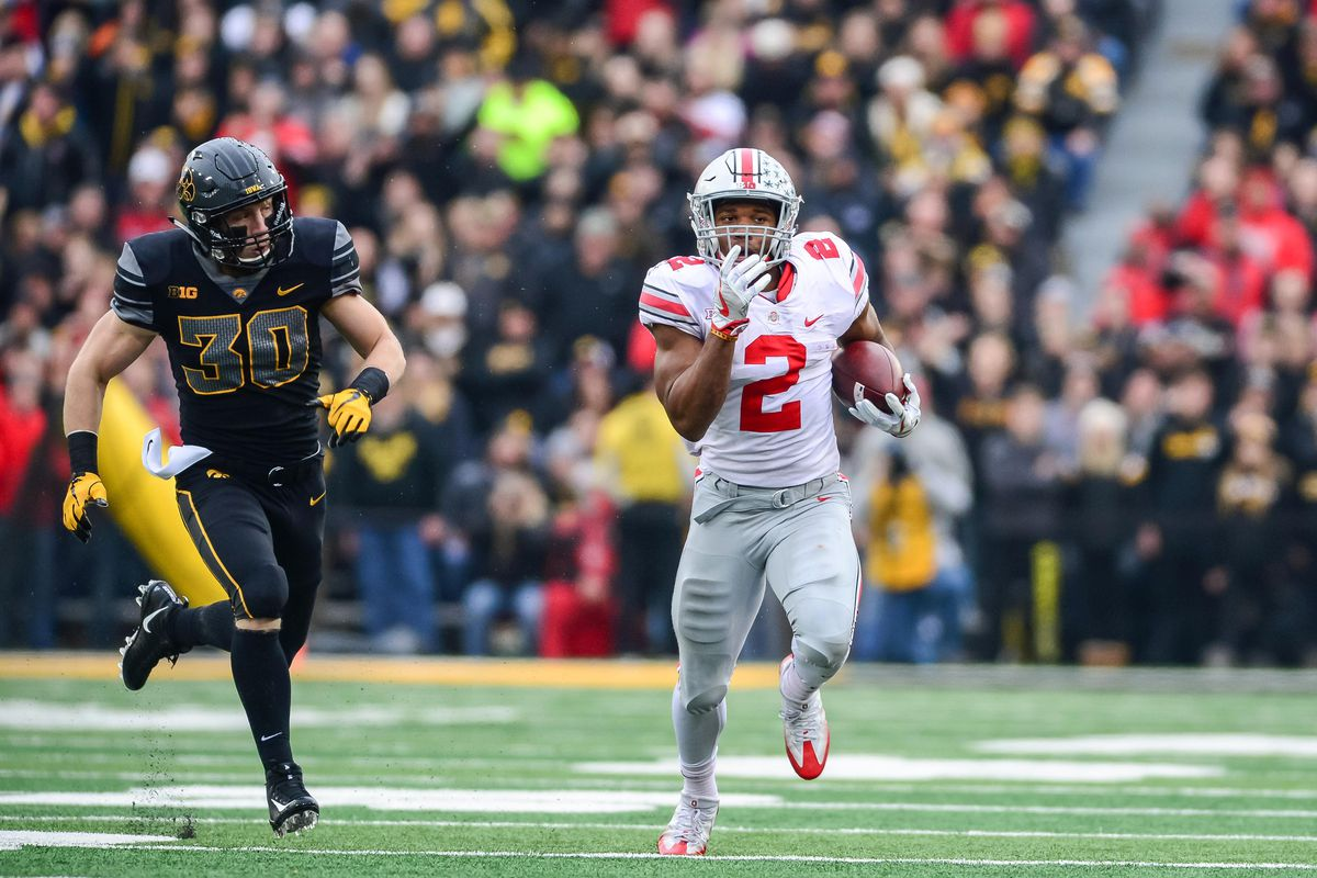 Ohio State has to give more carries to running back JK Dobbins 1200x800