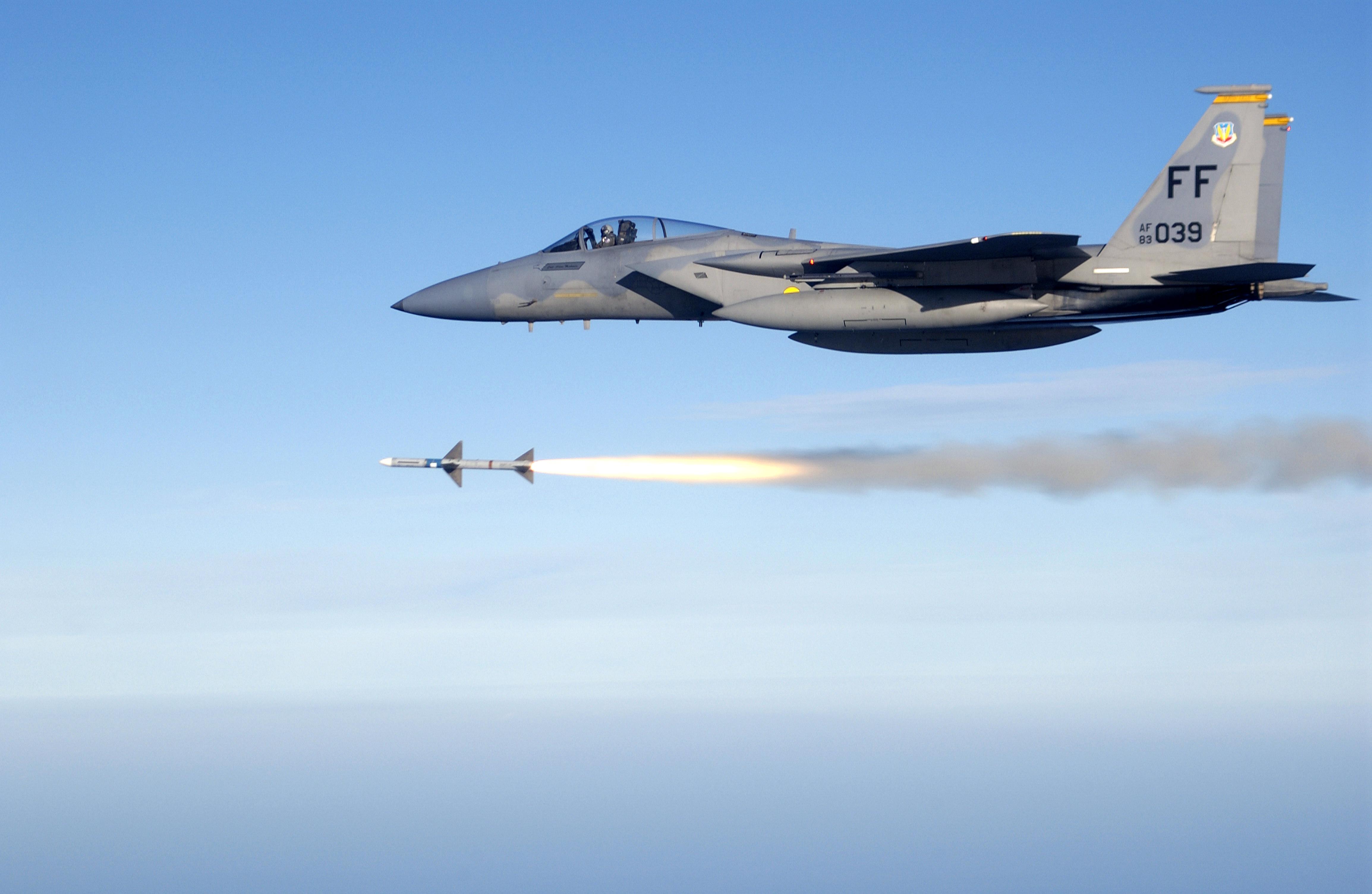 F 15 Eagle US Air Force Fact Sheet Display 4617x3007
