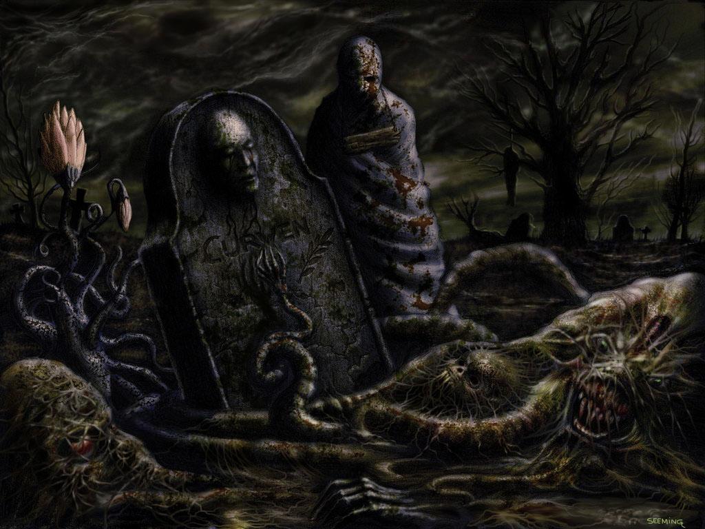 Dark fantasy wallpapers for desktop wallpapersafari - Fantasy wallpaper dark ...