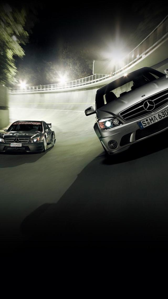 Mercedes AMG iPhone 5 Wallpaper 640x1136 640x1136