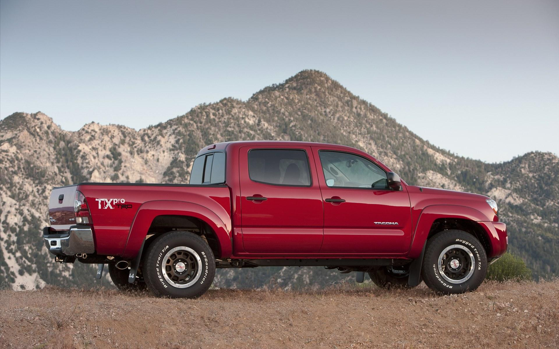 2011 Toyota Tacoma Double Cab wallpaper   403520 1920x1200