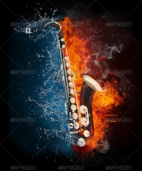 Alto Saxophone Wallpaper Trueidocom 590x708