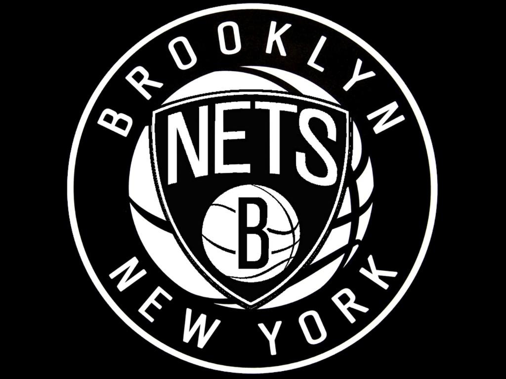 Brooklyn Nets Logo Wallpaper Hd Wallpaper 1024x768