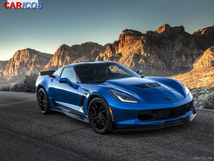 2015 Chevrolet Corvette Z06   Front HD Wallpaper 101 1920x1080 716x537