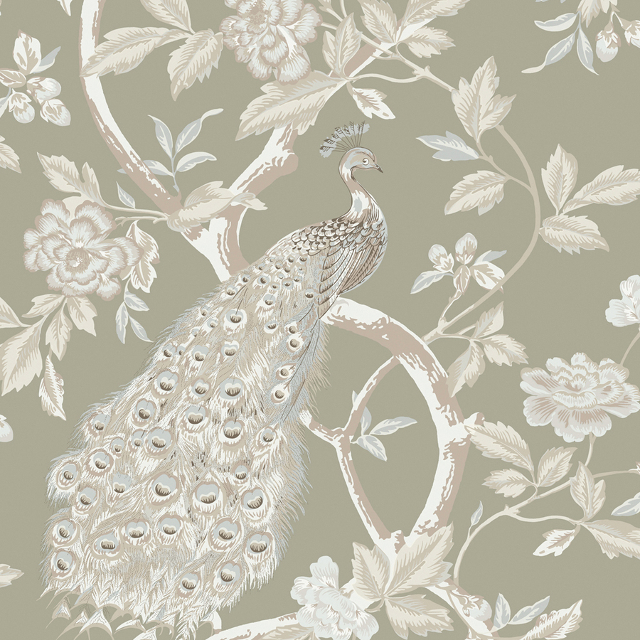 Kydd Metallic Strippable Prepasted Classic Wallpaper at Lowescom 900x900
