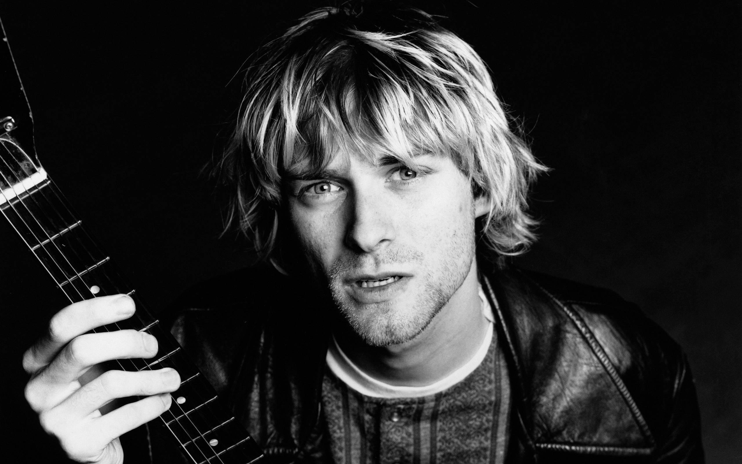 Kurt Cobain Wallpaper 62 pictures 2560x1600