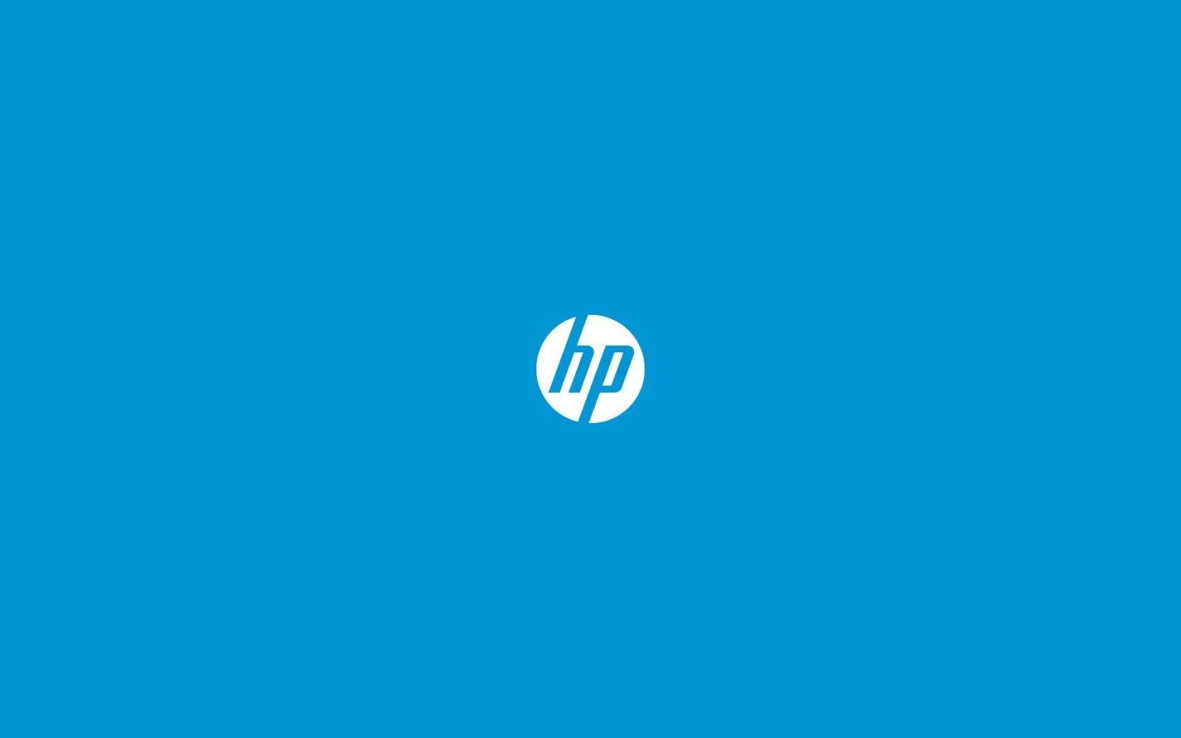 hp logo blue hd - photo #3