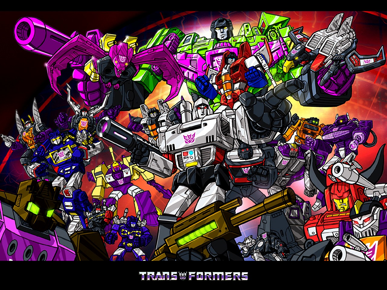 TRANSFORMERS G1 WALLPAPERS 1280x960