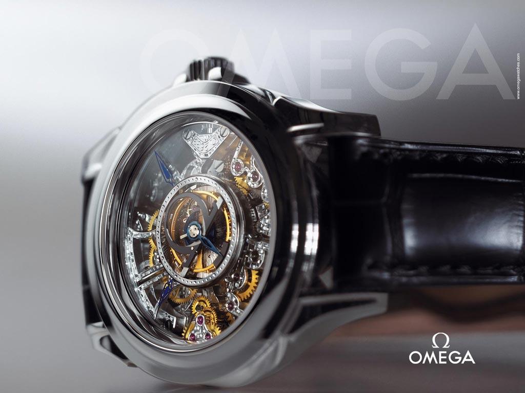 Omega Tourbillon Watches Wallpaper Resolution1024x768 38views 1024x768