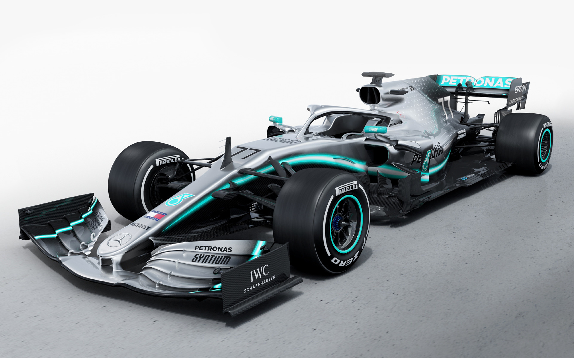 2019 Mercedes AMG F1 W10 EQ Power   Wallpapers and HD Images 1920x1200