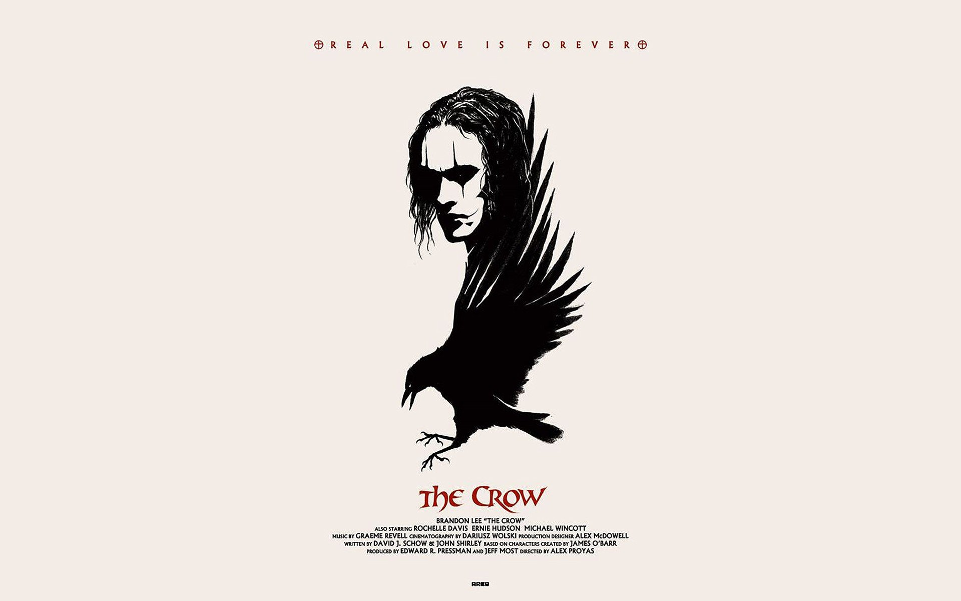 The Crow Brandon Lee Movies Fan Art Wallpapers HD Desktop and 1920x1200