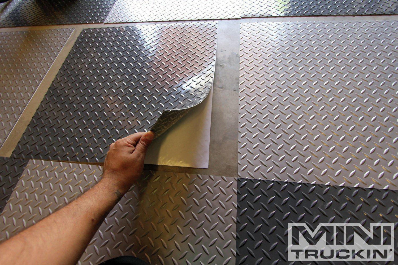 Removing Tile Adhesive Backing 1500x1000